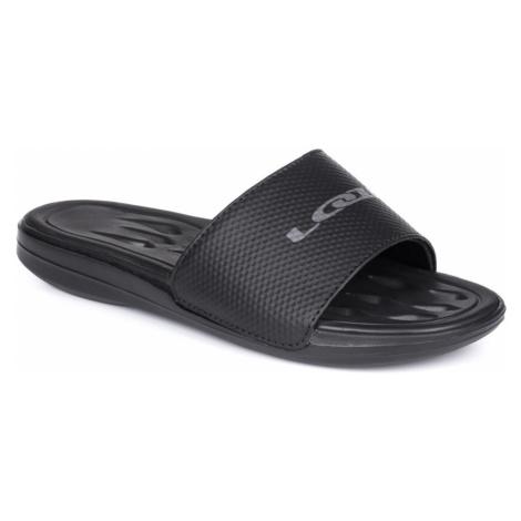 FRISSEL men's flip flops black LOAP