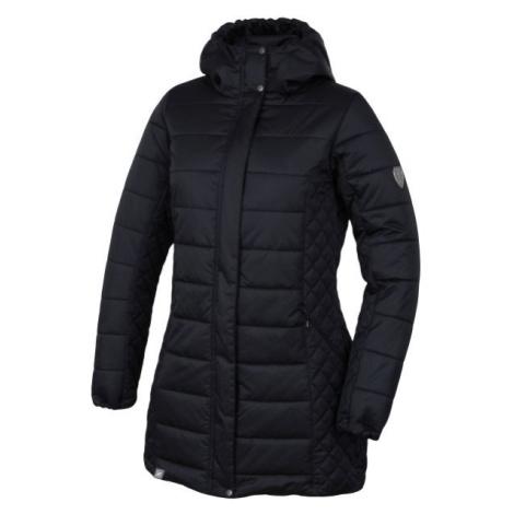 Hannah ANIKA čierna - Dámsky zimný kabát