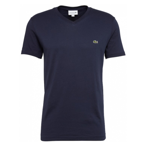 LACOSTE Tričko  námornícka modrá
