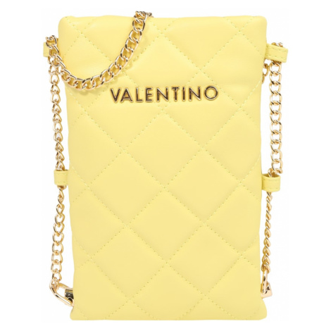 Valentino Bags Puzdro na mobil 'Ocarina'  žltá / zlatá