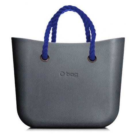 Obag mini grafite s krátkym povrazom bluette O bag