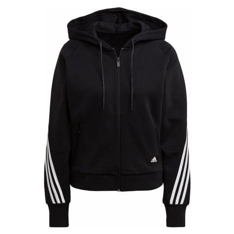 adidas Sportswear Wrapped 3-Stripes Full-Zip Hoodi