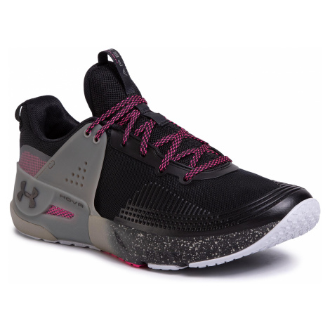 Topánky UNDER ARMOUR - Hovr Apex 3022206-010 Blk