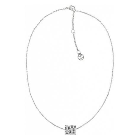 Tommy Hilfiger Módne oceľový náhrdelník s fashion príveskom TH2780383