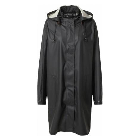 ILSE JACOBSEN Prechodný kabát  čierna