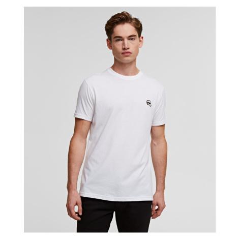 Tričko Karl Lagerfeld Ikonik Small Patch T-Shirt