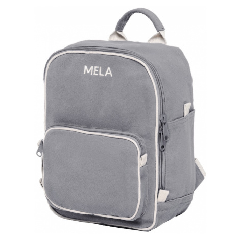 MELAWEAR Batoh 'MELA II Mini '  béžová / sivá