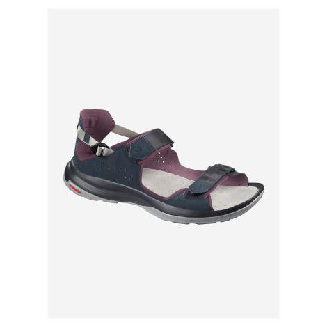 Tech Outdoor sandále Salomon Modrá