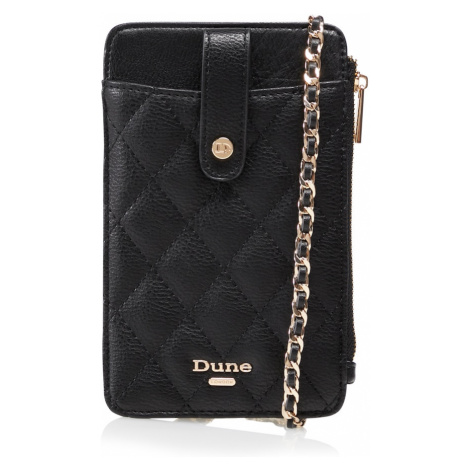 Dune LONDON Peňaženka 'Kim'  čierna