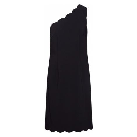 Esprit Collection Kokteilové šaty  čierna