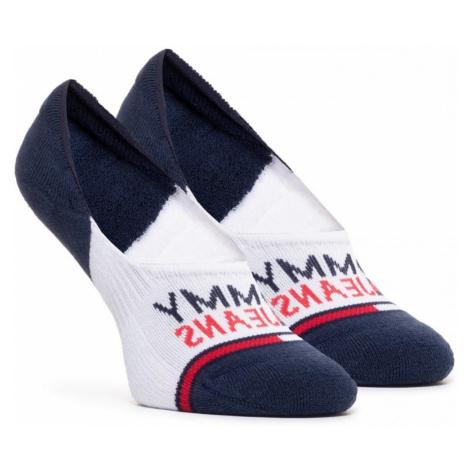 TOMMY JEANS Navy 2-Pack ponožky Tommy Hilfiger