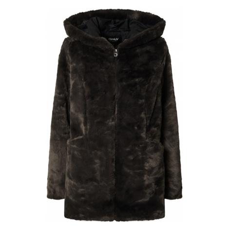 ONLY Zimný kabát 'Malou'  tmavosivá