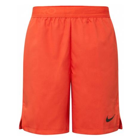 NIKE Športové nohavice 'LX VENT MAX 3.0'  oranžová