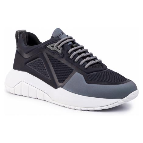 Sneakersy HUGO - Atom 50414637 10214953 01 Black 001 Hugo Boss
