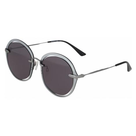 McQ Alexander McQueen Slnečné okuliare  sivá / čierna