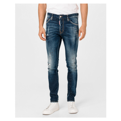 DSQUARED2 Cool Guy Jeans Modrá Dsquared²