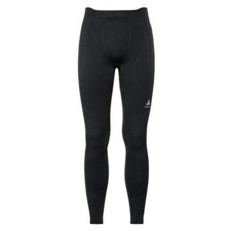 Odlo BL BOTTOM LONG PERFORMANCE WARM čierna - Pánske funkčné nohavice