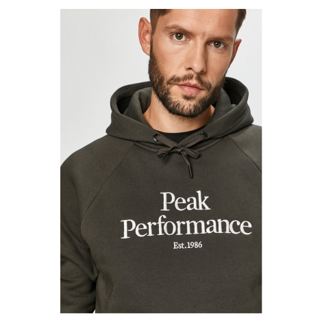 Peak Performance - Mikina