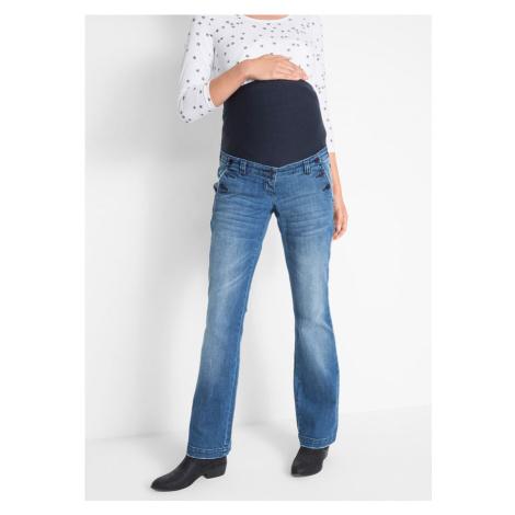 Materské džínsy, bootcut bonprix