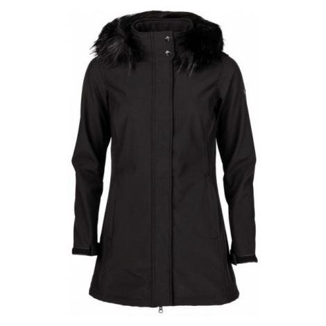 Willard KEROL čierna - Dámsky softshellový kabát