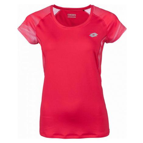 Lotto DARLA ružová - Dámske tričko