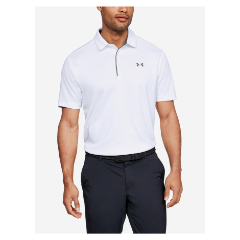 Tech™ Polo triko Under Armour Biela