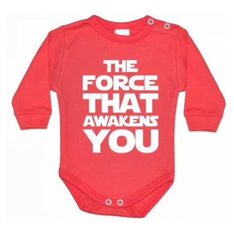 Detské body Star Wars - THE FORCE THAT AWAKENS YOU