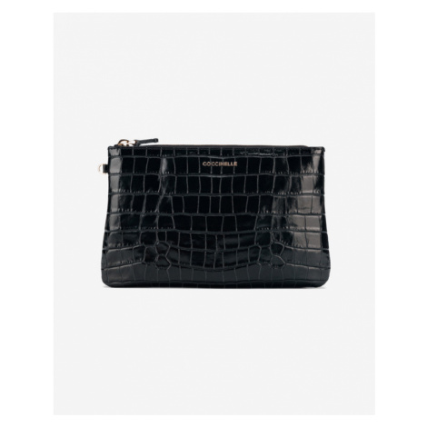 Coccinelle Listová kabelka Čierna