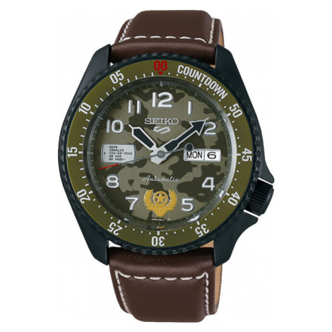 Seiko Sports Automatic Street Fighter Limited Edition GULIE - SRPF21K1