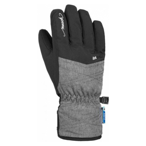 Reusch AIMEÉ R-TEX XT JUNIOR čierna - Lyžiarske rukavice