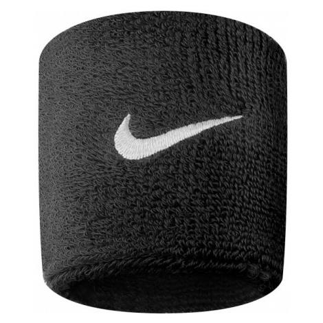 Nike SWOOSH WRISTBAND čierna - Potítko