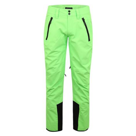 CHIEMSEE Outdoorové nohavice  neónovo zelená