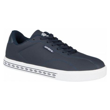 Umbro TRAVIS II modrá - Pánska voľnočasová obuv