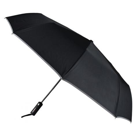 čierne dámske dáždniky a pršiplášte