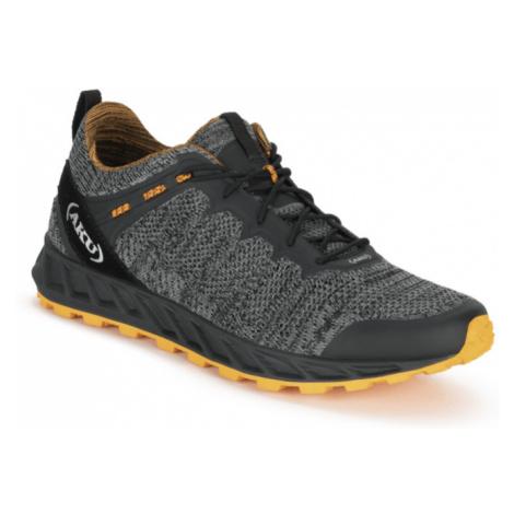 Topánky pánske AKU Rapida Air čierno / oranžová