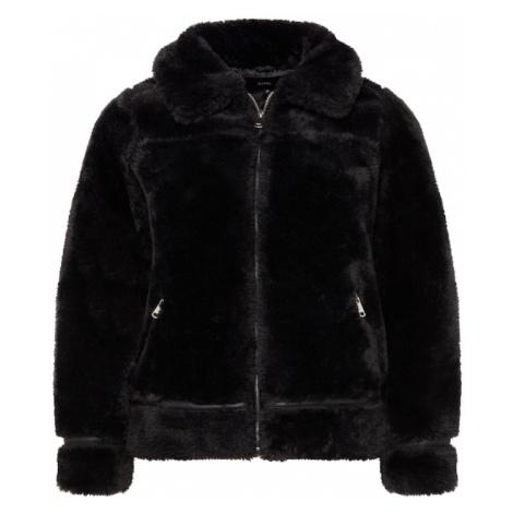 Zizzi Prechodná bunda 'Minika'  čierna