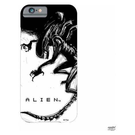 príslušenstvo k mobilným telefónom NNM Alien iPhone 6 Plus Xenomorph Black & White Comic