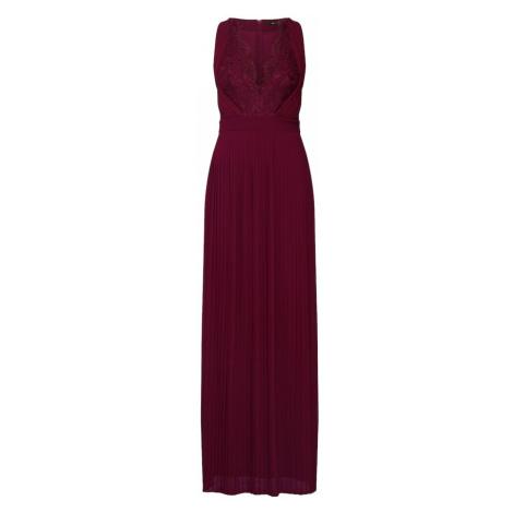 TFNC Večerné šaty 'MADALEN'  červená