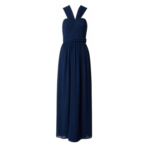 Chi Chi London Večerné šaty  námornícka modrá