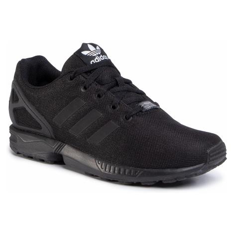 Topánky adidas - Zx Flux J S82695 Cblack/Cblack/Cblack