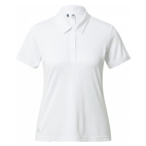 adidas Golf Funkčné tričko  biela