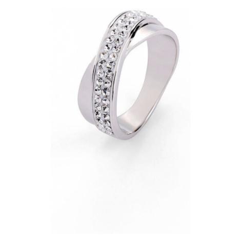 Prsteň so Swarovski® krištáľmi