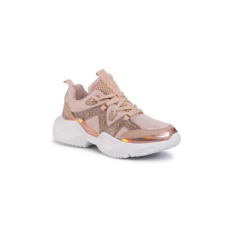 SuperTrash Sneakersy Niva Neo W 2011 058501 Béžová