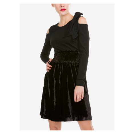 Allegretto Šaty Pinko Čierna