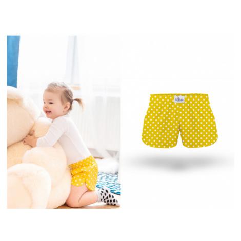 Detské trenírky - Žltý puntík detský