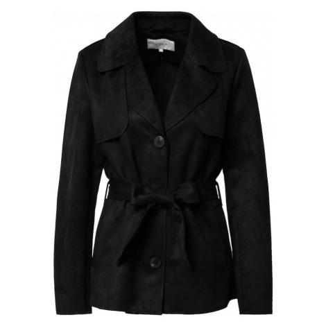 VILA Prechodný kabát 'Jaky'  čierna