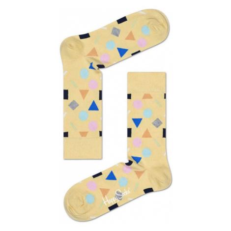 Happy Socks Play-M-L (41-46) žlté PLA01-2000-M-L (41-46)
