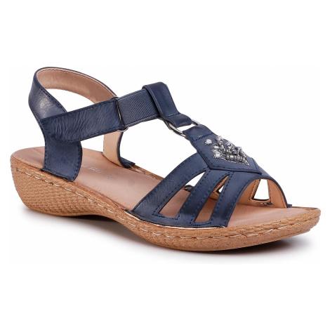 Sandále CLARA BARSON - WS1616-03 Cobalt Blue