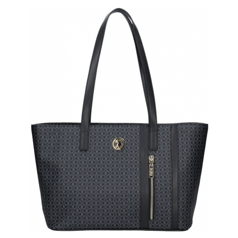 Dámska kabelka U.S. POLO Helen - čierna U.S. Polo Assn