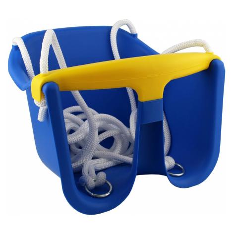 Detská hojdačka CHEVA Baby plast - modrá